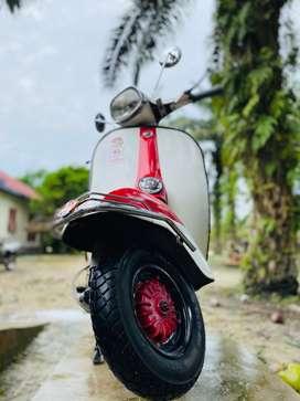 Vespa Super 78 - 150cc