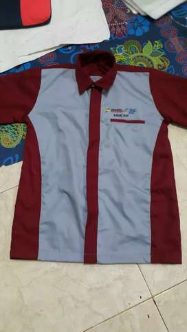 Baju Kemeja Seragam Kerja, Kantor Pria dan Wanita Murah Berkualitas