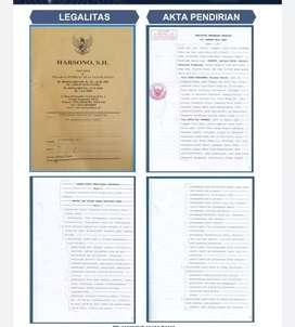 Jasa pengurusan laporan pajak dan pendirian perusahaan  CV atau PT