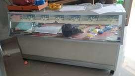 Etalase Ex Counter Pulsa ukuran 1,5meter