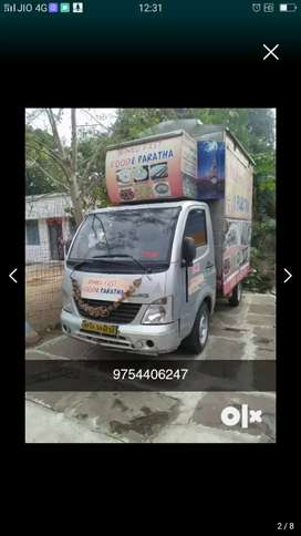 Tata super ace is in good condition
