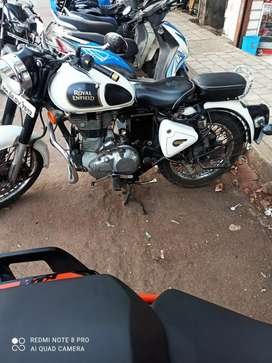 Selling my royal enfield at a good price and  in best condition.