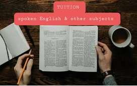Spoken English (online )