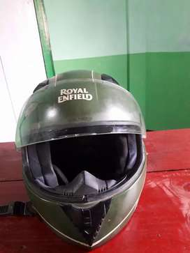 Royal Enfield Helmet in a high quality protection for safety