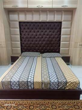 Furnished daily basis 1 Bedroom flat/portion for rent