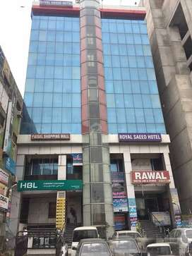 Shops for sale in Commercial Area Saddar RWP