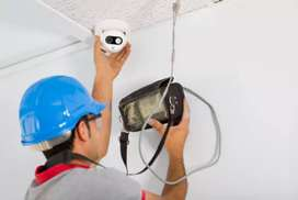 CCTV Camera Repairing And Installation only Rs300 per camera