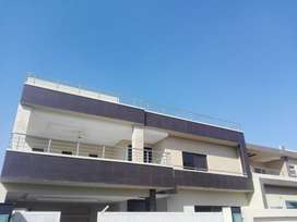 Brand new 1 kanal solid construction house near to wapda town
