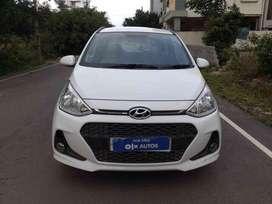 Hyundai Grand i10 1.2 Kappa Sportz Option AT, 2017, Petrol
