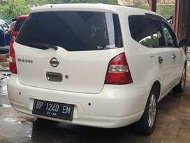 Nissan Livina Grand Livina 2012 autometic uang muka 13 juta