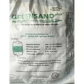 Manganese greensand plus brazil