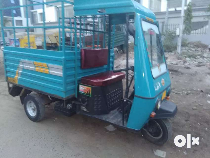 Atul Shakti Loading Rikshaw 0