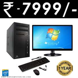 बम्पर Sale on Assembled Computer   Call Now *Limited Time Offer* - - -