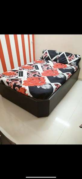 Bed at affordable, low price.
