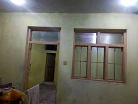 1st floor consisting 2rooms 2baths 1kitchen