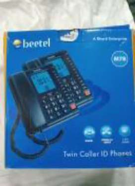 MY PRICE IS RS 2800/- BEETAL CALLER ID PHONE AND INTERCOM SET OF 2