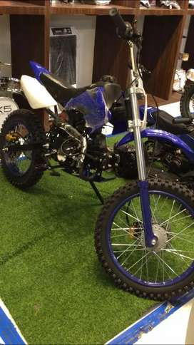 Motor Cross Trail 110 cc Termurah offroad 4 tak