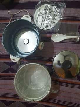 New unused panasonic rice cooker