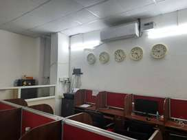 Fully- Furnished office in Rs. 20000
