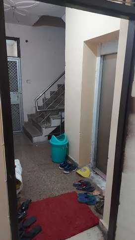 2bhk with lift $ bike parking.