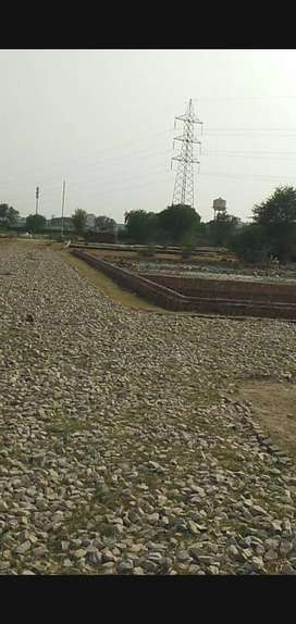 Residential plot available 950/- sq.ft