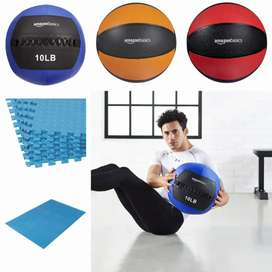 Gym material at 60% off on mrp