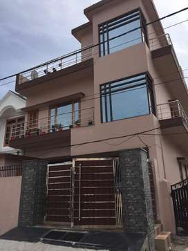 Two room set including balcony well ventillated at neshilla road