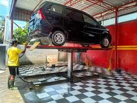 Perlengkapan usaha cuci mobil dan motor berkualitas