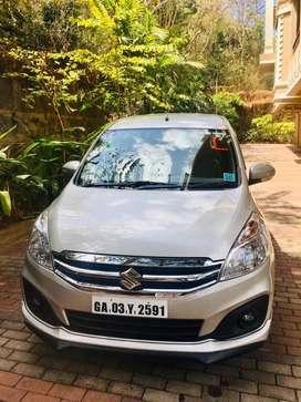Maruti Suzuki Ertiga 2018 Petrol 30600 Km Driven