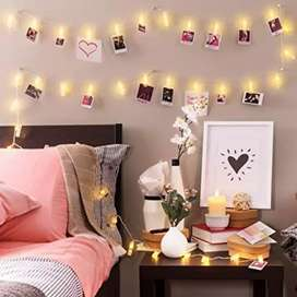Polaroid Pictures | Photo Frames | Photo Prints with fairy lights etc