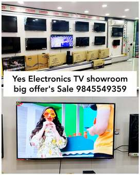"Brand new videomax 50"" 4K smart Android TV's with warranty"