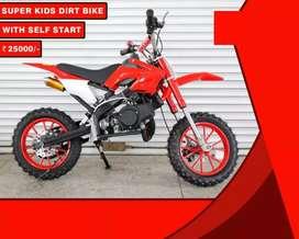 Brand new dirt 50 cc bikes
