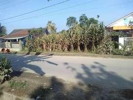Dijual Tanah Luas Pinggir Jalan di Tanjung Morawa Medan