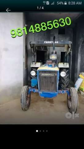 farmtrac 55 model 1997 phla engine hje