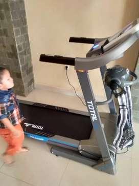 Treadmill elektrik tl 270incline dengan 3 fungsi