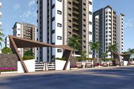 Nakshatra Nebulla 2BHK Luxurious Flat with Best Rate