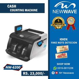 money counter and detector cash counting machine fake note UV MG IR