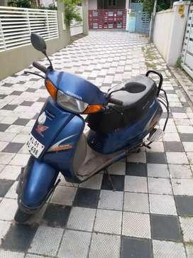 Honda Activa Blue