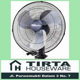 Kipas Angin Dinding Wall Fan Miyako 18 KDB Tornado Power Fan