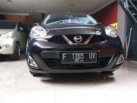 Nissan march 1.2,manual, tahun 2015.Bagus jaya motor