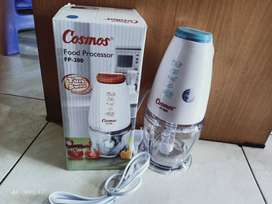 food processor cosmos blender mini FP300 blender daging serbaguna