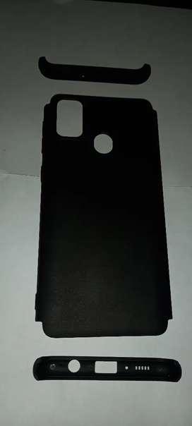 Softcase samsung M30S black