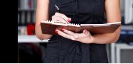 Female personal assistant / personal Secretary