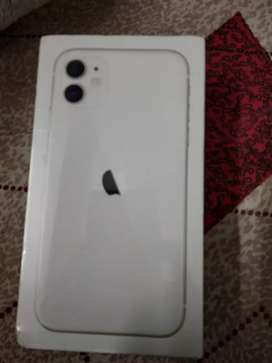 I phone 11 64gb white