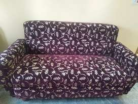 Sofa set in