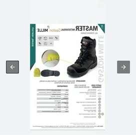 Safety shoes gastonmile