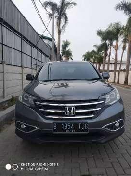 Honda New CRV 2.4 Prestige 2014/13 AT Grey Series Tdp Rendah