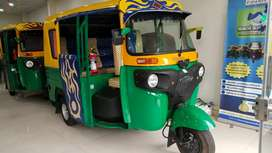 Bajaj Autos Passenger and Goods Available