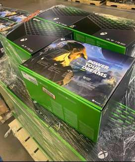 Xbox One X Series S And Series X Box Piece With Warranty COD Available