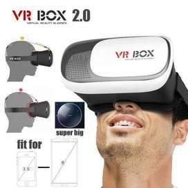 VR 3D Box / Virtual Reality